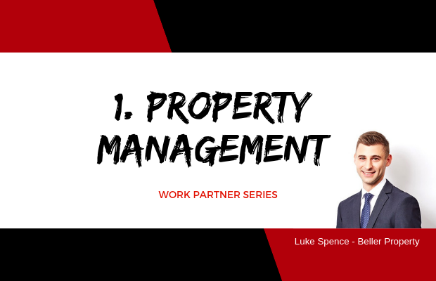 Work Partner Series: 1. Property Management Melbourne