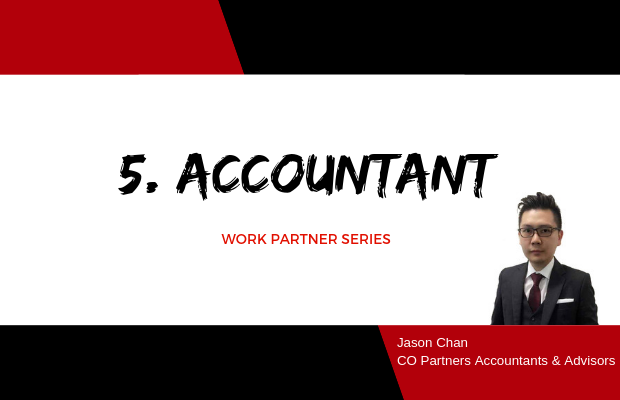 Work Partner Series: 5 Accountant Sydney