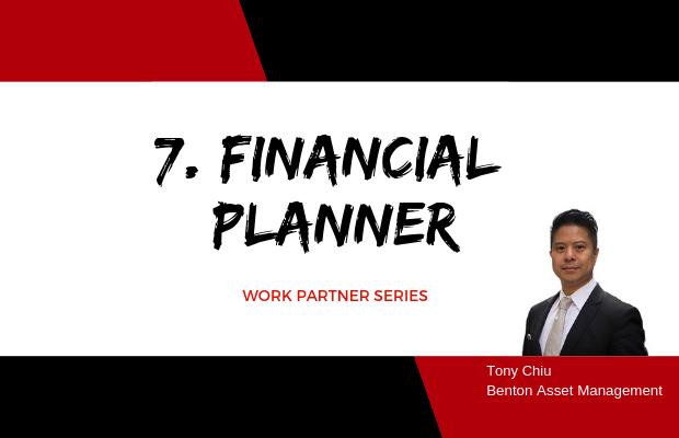 Work Partner Series: 7 Financial Planner